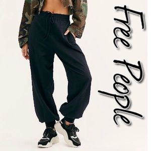 Free People Pants - Free People Where Are You Jogger NWT S